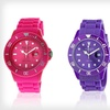 $28 for a Madison Candy Time Unisex Watch