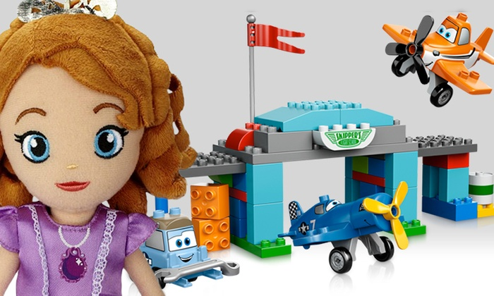 Smart Toys - Multiple Locations: Kids' Toys and Games at Smart Toys (Up to 50% Off). Two Options Available.