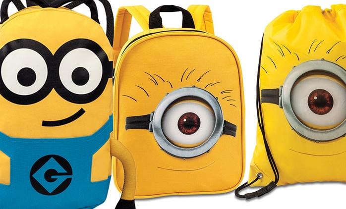 Bolsos y mochilas Minions desde 11,99 €