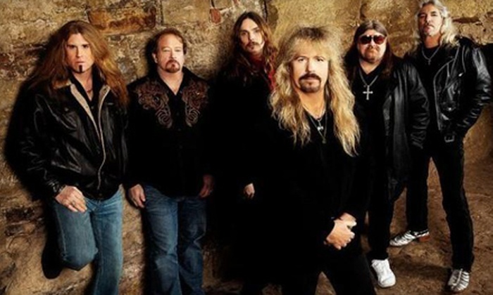 Molly Hatchet - Mojoes: $24 for Two to See Molly Hatchet at Mojoes on June 20 at 9 p.m. (Up to $53 Value)