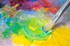 Art Parties Tonight! - Hollister: Up to 44% Off Painting Party with Wine at Art Parties Tonight!