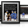 Framed Sports Story Facsimile Prints