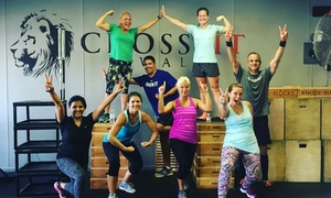 CrossFit Dwala: Four Weeks of Unlimited Boot-Camp Classes at CrossFit Dwala (67% Off)