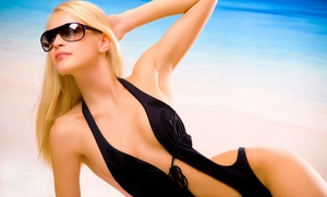 Xtreme Hair: One or Three Airbrush Tans at Xtreme Hair (Up to 59% Off)