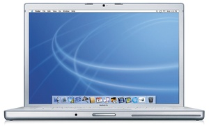 """Apple Macbook Pro 15.4"""" Laptop With 2.16ghz Intel Core 2 Duo Processor, 1gb Ram, And 120gb Hard Drive (refurbished)"""