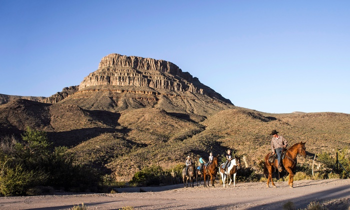 Grand Canyon Western Ranch In Meadview AZ  Groupon Getaways