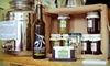 New England Olive Oil Company - West End: Olive-Oil Tasting for Two, or Take-Home Items at New England Olive Oil Company (Half Off). Two Options Available.