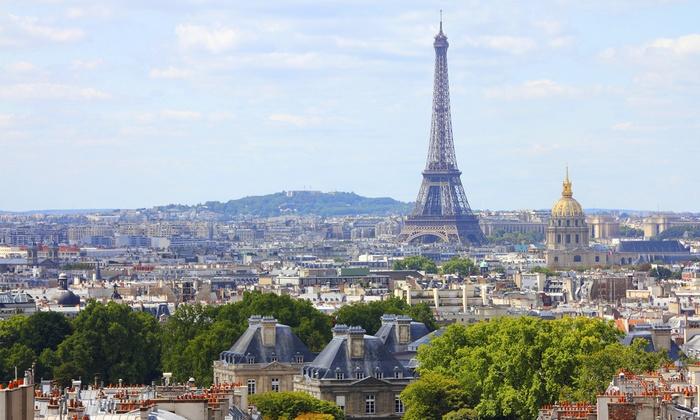 Paryż: pokój double ze śniadaniem