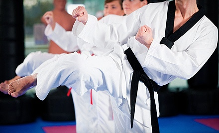 10 or 20 Martial-Arts Classes with Belt and Uniform at Martial Arts World (Up to 89% Off)