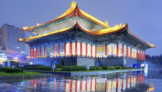Taiwan: Tour + Return Flights 1