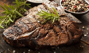 Smith's of Cohoes: Italian Steakhouse Fare for Two or Four Valid Any Day at Smith's of Cohoes (Up to 42% Off)