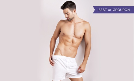 Men's Laser Hair Removal at Natalie's Skin Solutions (Up to 64% Off).