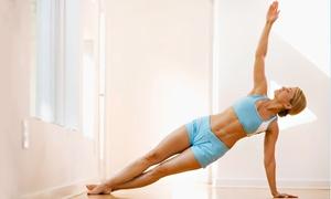 Underground Yoga: 20 or 30 Yoga Classes at Underground Yoga (Up to 82% Off)