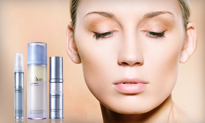 Cellure Stem Cell Skin Care - SoHo: Anti-Aging Skincare Products from Cellure Stem Cell Skin Care (Up to 52% Off). Three Options Available.