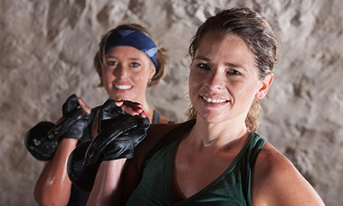 My Fit Wichita - Wichita: Women's Boot-Camp Classes or Three Weeks of Unlimited Boot Camp at My Fit Wichita. Three Options Available.