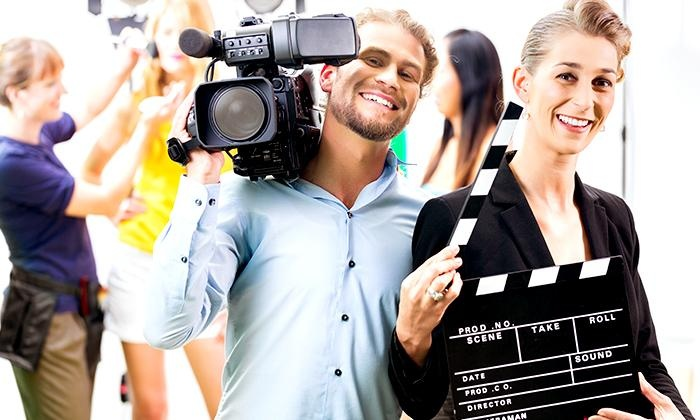 Hoopla Media - Charlottesville: Two Hours of Videography Services with Editing Package from Hoopla Media (45% Off)