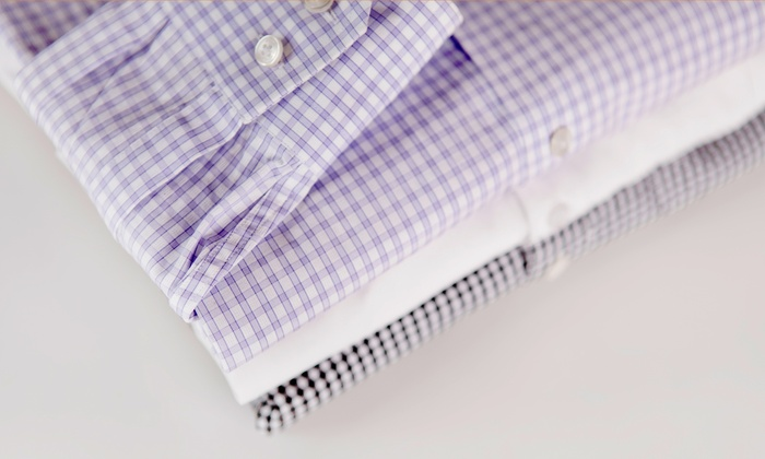 Magic Dry Cleaners - Northvale: $10 for $20 Worth of Eco-Friendly Dry-Cleaning Services at Magic Dry Cleaners