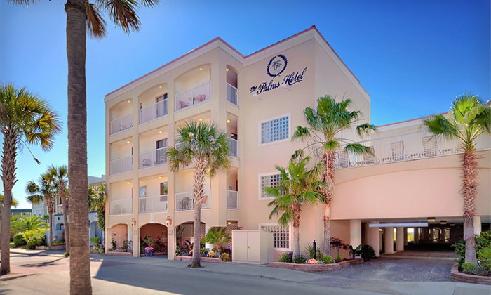null - Savannah / Hilton Head: Stay at The Palms Hotel in Isle of Palms, SC, with Dates Through June