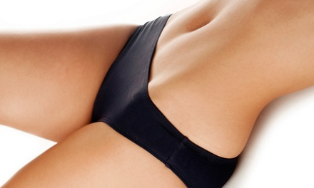 One or Three Brazilian Waxes at Amata Salon (Up to 59% Off)