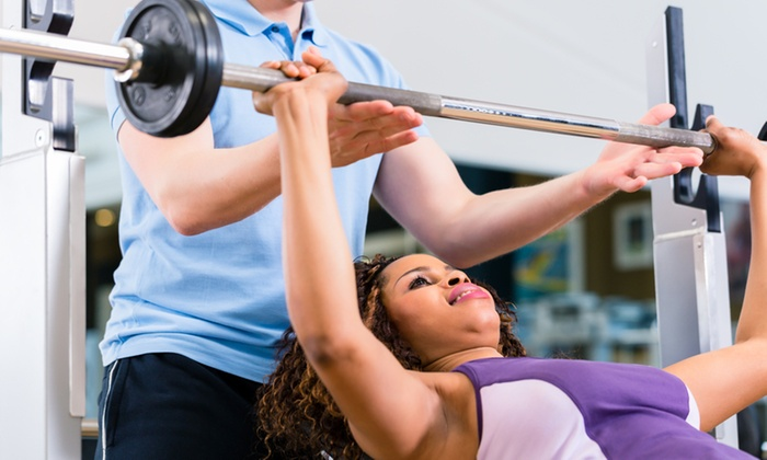 Custom Fitness Solutions - Cookeville: Up to 93% Off VIP fitness program at Custom Fitness Solutions