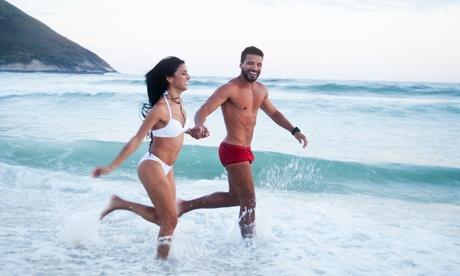 2 sesiones de depilación unisex con cera en piernas o cuerpo entero desde 12,95 € en Peluquería y estética Nerea