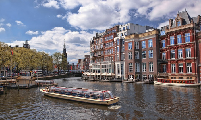 Dutch design hotel artemis in amsterdam groupon getaways for Designhotel holland