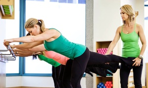 $49 For One Month Of Unlimited Group Fitness Classes At The Dailey Method In Santa Rosa ($100 Value)