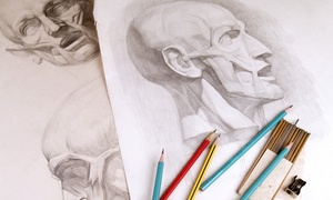 Dynamic E-Course: Learn-To-Draw Online Course from Dynamic E-Course (97% Off)
