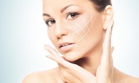 Rejuvenecimiento facial con 6 o 12 hilos tensores y mesoterapia de silicio desde 99 € en instituto médico estético