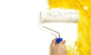 Magda Service: Imbiancatura fino a 130 m² calpestabili con pareti bianche o colorate (sconto fino a 85%)