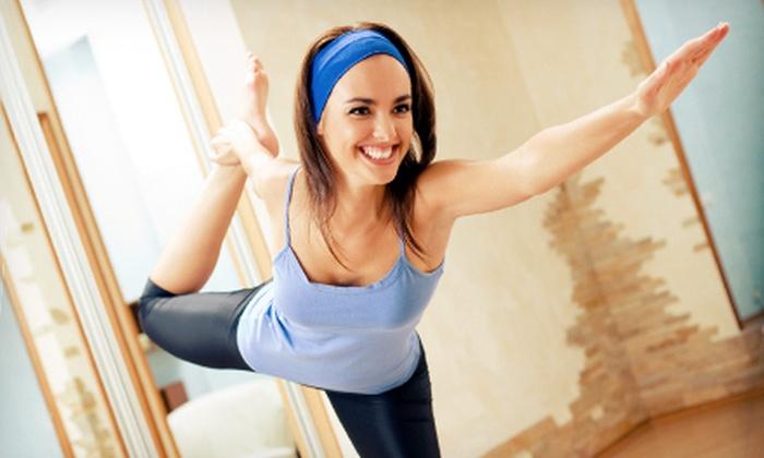 MY BodYoga - Woodbridge: Eight Yoga Classes or One Month of Unlimited Yoga Classes at MY BodYoga (59% Off)