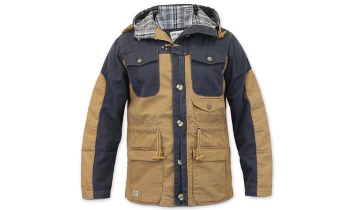 99c670cb127 Jack South Fisherman Jacket
