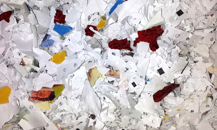 The Shred Authority - Armour Square: Paper-Shredding Services at The Shred Authority (Up to 51% Off). Three Options Available.