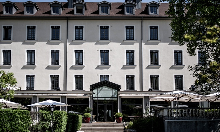 Grand h tel d 39 uriage groupon for Groupon grand hotel des bains