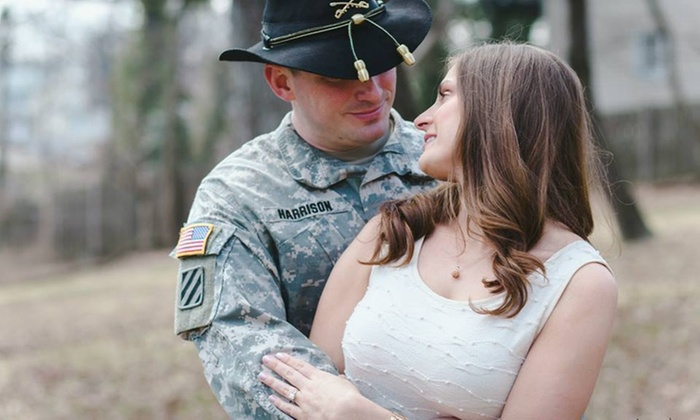 Ashlee Nikole Photography Llc - Brentwood - Langdon: 45-Minute Engagement Photo Shoot from Ashlee Nikole Photography Llc (71% Off)