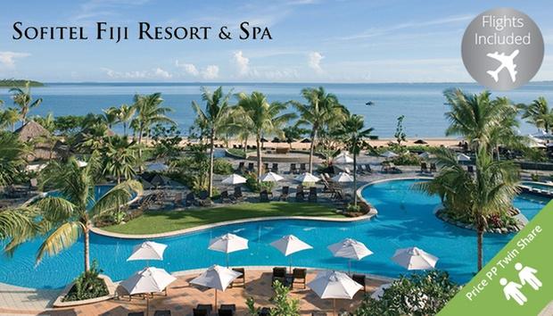 Save 39% off 5-star sofitel Fiji 5 nights + flights, save 48% off Sydney three nights + flights and more ( Travel) at Groupon.com.au