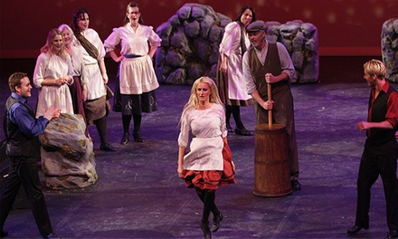 """An Irish Christmas"" on November 23 at Tobin Center for the Performing Arts"" H-E-B Performance Hall (Up to 50% Off)"