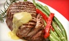 At Home Chef: Prepared Gourmet Entrees for Four or a Ready-to-Grill Meat or Fish Pack from At Home Chef (Up to 58% Off)