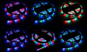 iMounTEK 16.4' RGB Waterproof LED Flexible Light Strip
