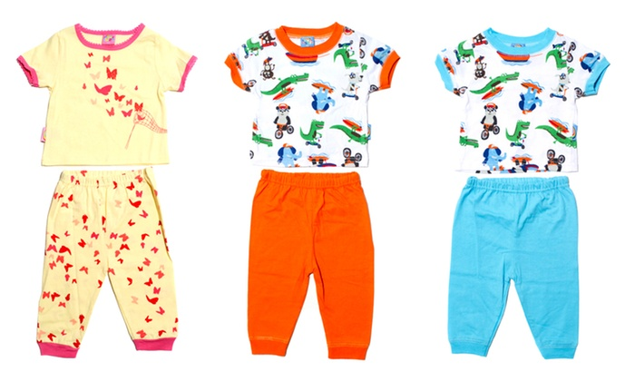 Sweet and Soft Baby Pajama Sets: Sweet and Soft Baby Pajama Sets. Multiple Styles Available. Free Returns.