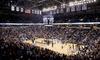 Xavier University Athletics - Cintas Center: Xavier University Men's or Women's Basketball Game at Cintas Center (Up to 55% Off). Seven Games Available.