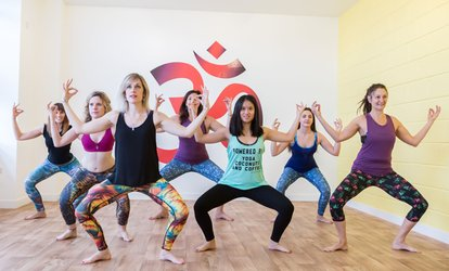 Five or Ten Hot Yoga Classes for One or Two at Yogafurie Hot Yoga, Bristol (Up to 61% Off)