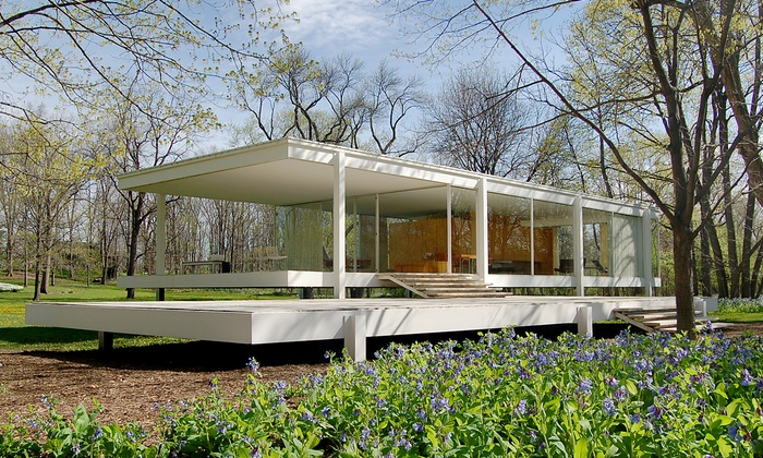 Farnsworth House In Plano Il Groupon