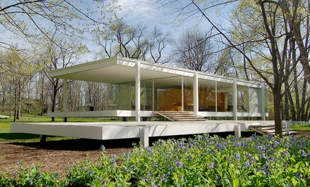 Farnsworth House Tour for Two or Four (Up to 50% Off)