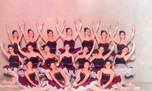 Ri Ballet Arts Academy: Four Dance Classes from RI Ballet Arts Academy (46% Off)
