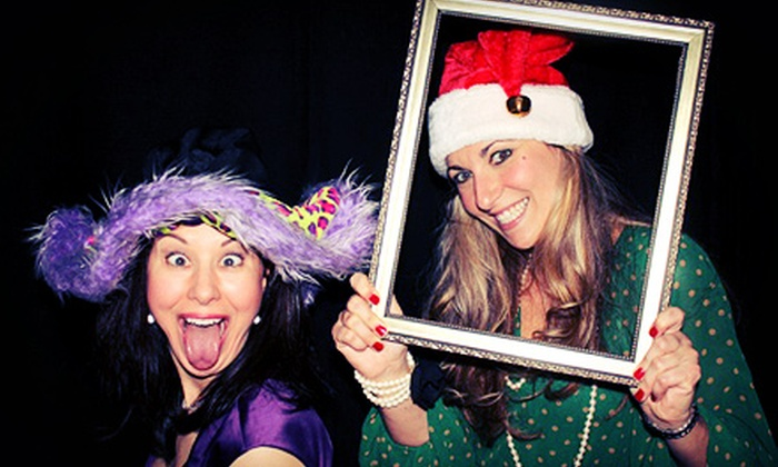 Platinum Flash Photo Booth - Chicago: 2-3 or 4-Hour Photo Booth Rental Package from Platinum Flash Photo Booth (50% Off)