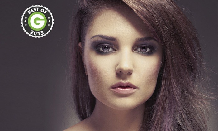 Gro Hair Stylists HQ - Multiple Locations: Gro London: Cut, Bumble and Bumble Treatment and Blow-Dry for £24 (66% Off)