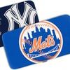MLB Women's Shell Mesh Wallet