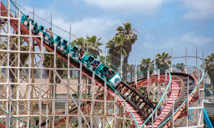 Belmont Park - Belmont Park: $14 for One Unlimited One-Day Ride Pass at Belmont Park (Up to $26.95 Value)