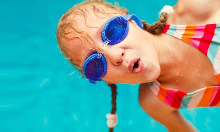 Bear Paddle Swim School - Bloomingdale : $80 for 8-Day Swim Camp at Bear Paddle Swim School  ($160 Value)